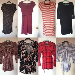 Maternity clothes -lot